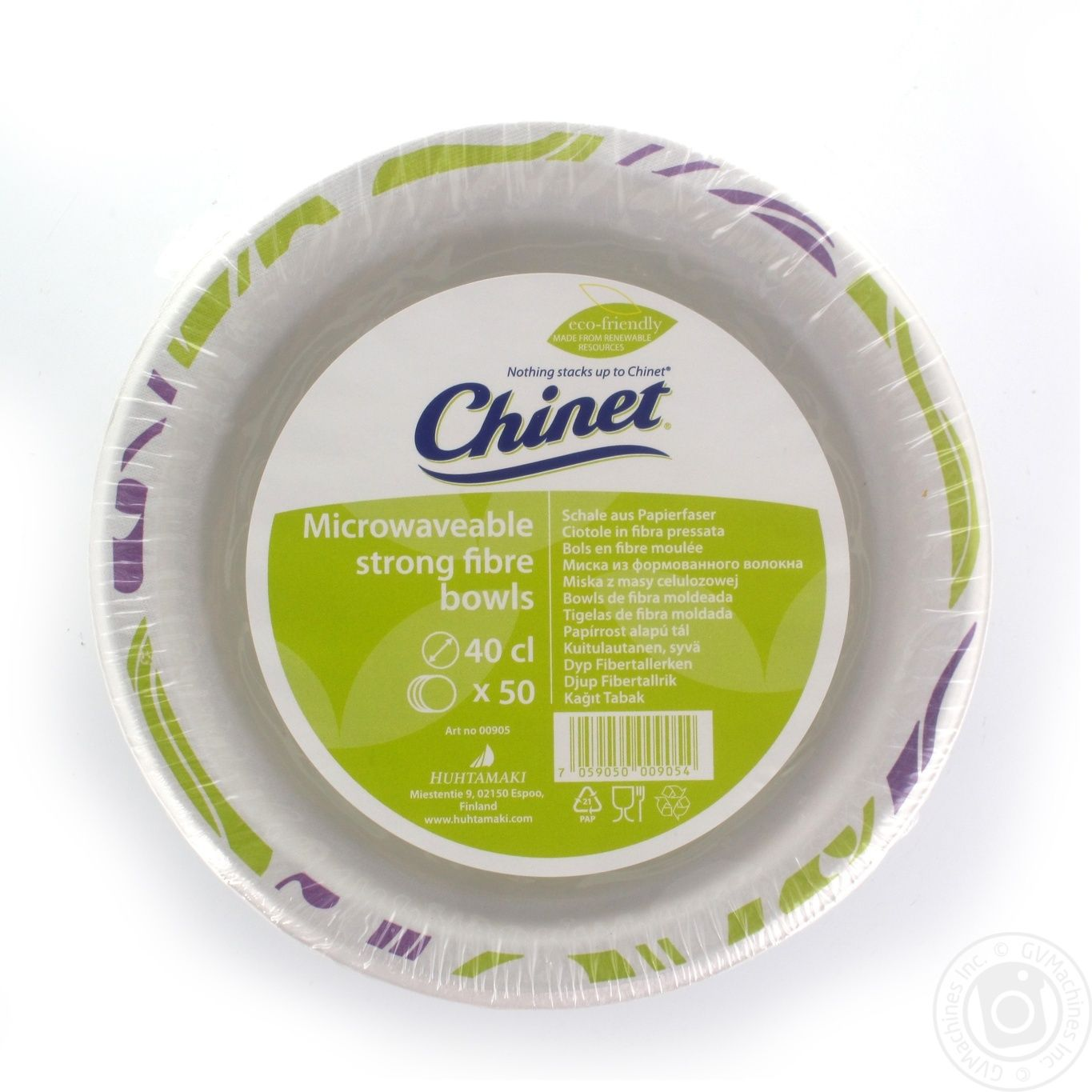 Bowl Chinet paper 400ml  sc 1 st  Zakaz.ua & Bowl Chinet paper 400ml → Household → Disposable tableware ...