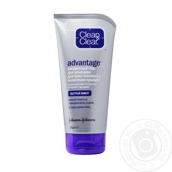 Gel Clean&clear for wash 150ml