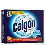 Средство Calgon 2in1 для смягчения воды в стиральных машинах в таблетках 12шт Италия