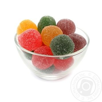 Fruit jellies Fruit fantasy