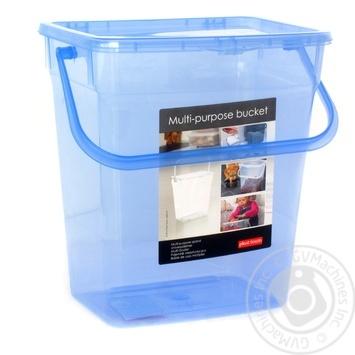 Plast team Powder bucket 6l - buy, prices for Auchan - photo 1