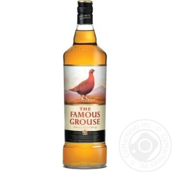 Скидка на Виски Феймос Граус 40% 1000мл Шотландия