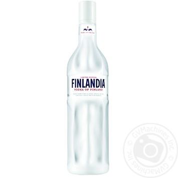 Горілка 0,7л 40% Finlandia Зимова колекція