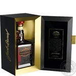 Whiskey Jack daniels Single barrel 40% 700ml in gift package Usa