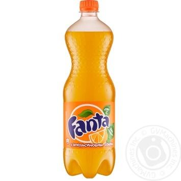 Напій Fanta Апельсин 1л