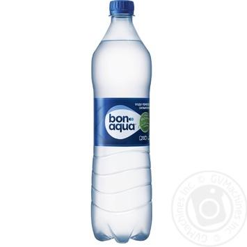 Вода Бонаква сильногазированная 1л - купить, цены на Novus - фото 1