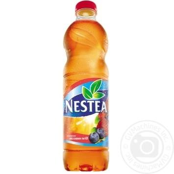 Холодный чай со вкусом лесных ягод 1500мл