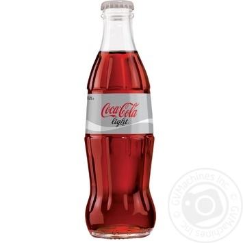 Напиток Кока-Кола Лайт 250мл стеклянная бутылка