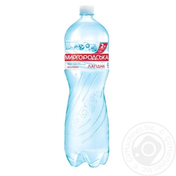 Natural mineral water Mirgorodska  Lagidna still 2000ml