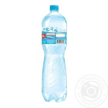Минеральная вода Миргородская Лагидна природная слабогазированная 1,5л - купить, цены на Novus - фото 3