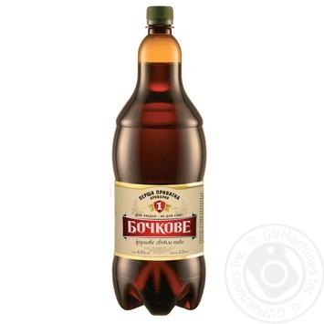 Пиво Перша Приватна Броварня Бочковое светлое 4,5% 2л - купить, цены на ЕКО Маркет - фото 4