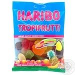 Candy Haribo Tropical tropical fruit 200g flow-pack Germany