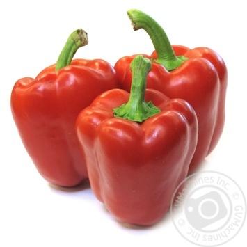 Перец красный импорт - купить, цены на Novus - фото 1