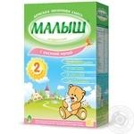 Mix milk Malysh istrinskiy oat dry for children from 6 months 350g