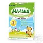 Mix milk Malysh istrinskiy for children from 12 months 320g