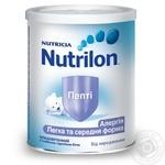 Замінник грудного молока Нутрілон Пепті 400г