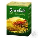 Черный чай Гринфилд Файн Дарджилинг 100г Украина