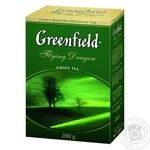 Green tea Greenfield Flying Dragon 200g Ukraine