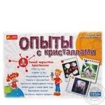 Набор Ranok Creative Опыт с кристаллами 0320 - купить, цены на СитиМаркет - фото 1