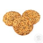 Печенье с отрубями