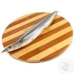 Fish saury salt