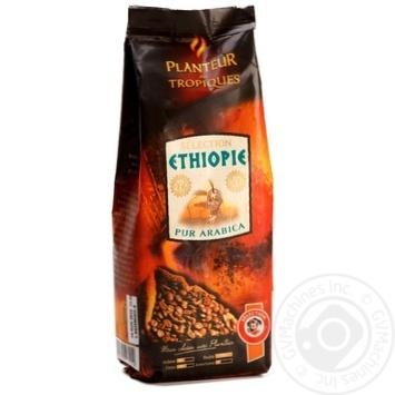 Кофе Плантер де Тропик Селект Эфиопия 100% арабика натуральный жареный молотый 250г Франция - купить, цены на Novus - фото 4