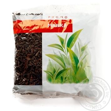 Чай цейлонський чорний байховий крупнолистовий Marka Promo 150г - купить, цены на Novus - фото 1