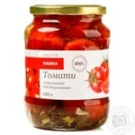 Marka Promо Pickled Tomatoes 680g - buy, prices for Novus - image 1