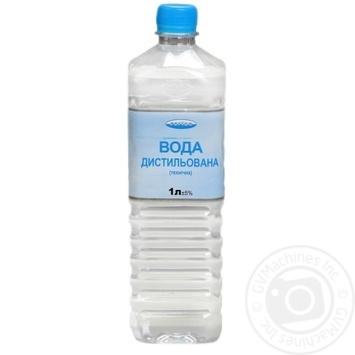 Region Distilled Water technical 1l - buy, prices for MegaMarket - image 1