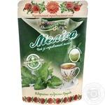Tea Polissia tea Melissa 25х1.5g teabags Ukraine