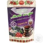 Tea Polissia tea Wild berries 25х2g teabags Ukraine
