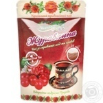 Tea Polissia tea Polissia Cranberries 25х2g teabags Ukraine