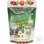 Tea Polissia tea Polissia Meadow 25х1.5g teabags Ukraine