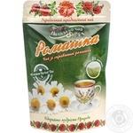 Tea Polissia tea Camomile 25х1.5g teabags Ukraine