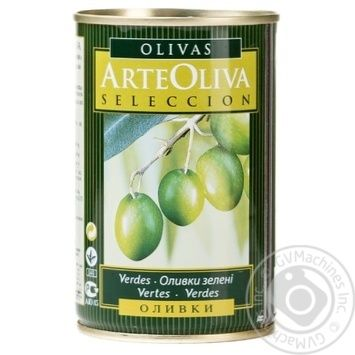 olive Arte oliva Private import canned 300g can - buy, prices for Novus - image 1