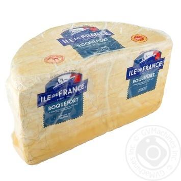 Сыр рокфор с плесенью 52%