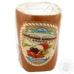 Продукт сырный Кімекс колбасный копчен.бутерб.40% кг