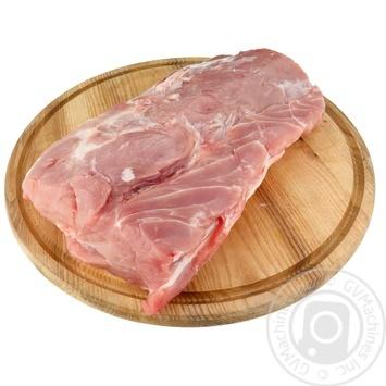 Свиной биток без кости кг