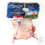 Куриное бедро домашнее в/у кг