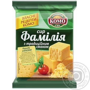 Сыр Комо Фамилия 50% 200г