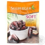 Seeberger soft dried pitted fruits date 200g