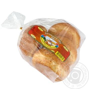 Хліб Т.А.К. Булочки для гамбургерів 200г
