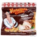 Арахіс смажений зi смаком копченого сала Козацька слава 35г