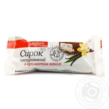 Сырок глазированный Marka Promo с ароматом ванили 15% 36г