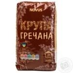 Groats buckwheat Novus 1000g