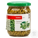 Marka Promo Canned Green Pease 460g