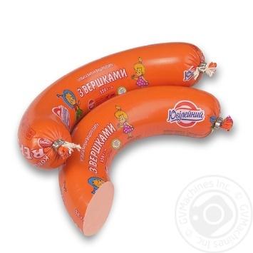 Колбаса Юбилейный со сливками высший сорт 350г - купить, цены на Фуршет - фото 2