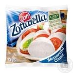Сир Моцарелла Zottarella 45% 125г Німеччина - купити, ціни на Novus - фото 1