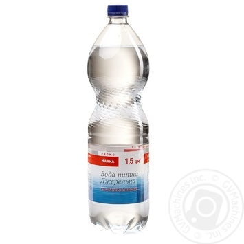 Marka Promo Dzherel'na Highly Carbonated Water 1,5l