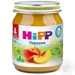 Пюре Hipp персики 125г